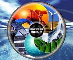 """En esta imagen aparecen varios tipos de recursos renovables como son: el agua,  la energía eólica, la energía solar. Estos recursos renovables y en un lapso corto de tiempo se pueden volver a usar nuevamente.  erenovable.com(2015) """"Recursos Renovables"""" """"http://erenovable.com/agotamiento-de-recursos-naturales/"""" (27/04/2017) 13:47"""