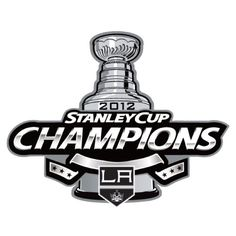 LA Kings Stanley Cup Champions 2012!!!