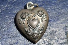 Antique Victorian Sterling Silver
