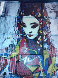 Street art in SF