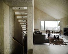 Single Family House in Rüti Fuhrimann Hächler Architects