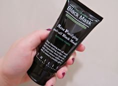 Acne Purifying Peel-Off Black Mask by Shills | Review and First Impression