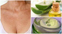 Cuida la piel de tu escote con esta crema casera - Mejor con Salud