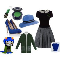 Nepeta Classic by geenee-99 on Polyvore