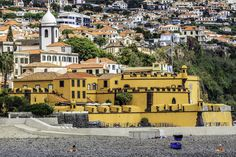 St. James Fort - St. James Fort Funchal, Madeira Island