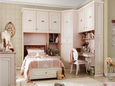 A Typical Look Of A Teenage Bedroom Well Decoration Girls Furniture, Girls Bedroom, Sweet Home, Vanity, House Design, Interior Design, Home Decor, Organization Ideas, Beds