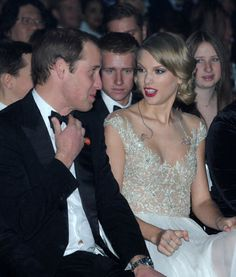 Prince William and Taylor
