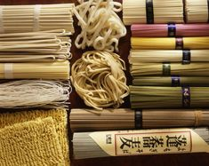 Types of Japanese Noodles: 7 to Know