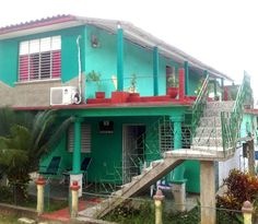Casa Sol Tropical Vinales  Cuba #bandbcuba #casaparticular #travel #cubatravel #casacuba