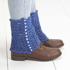 Ravelry: Little Leg Warmers pattern by Willow Yarns Design Team