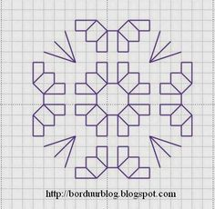 Latest Trend In Embroidery on Paper Ideas. Phenomenal Embroidery on Paper Ideas. Blackwork Patterns, Zentangle Patterns, Cross Stitch Patterns, Quilt Patterns, Kasuti Embroidery, Paper Embroidery, Embroidery Patterns, Graph Paper Drawings, Graph Paper Art