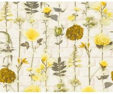 Tapety na zeď Urban Flowers 327252