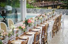 Casamento para 50 convidados: Paula e Otávio | Blog do Casamento - O blog da noiva criativa! | Casamentos Reais