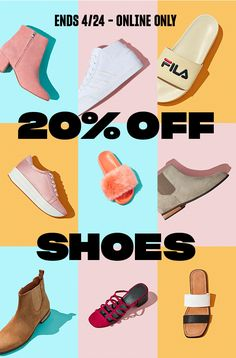 Animation and box layout for Shoe Sale // love the subtle GIF Sale Gif, Shoe Poster, Banners, Ad Layout, Email Design Inspiration, Fashion Banner, Shoes Ads, Sale Banner, Banner Gif