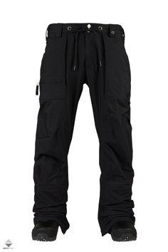 Spodnie Snowboardowe Burton Southside Pant Black 10192102002 Pants Black Pants Snowboarding Outfit