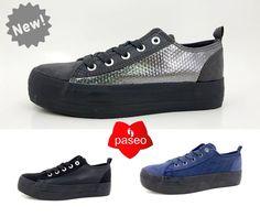 #zapatos #plataforma #sport #confort #mujer #calzadospaseo #tacoronte #miley #cyrus