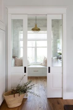 Great pocket doors