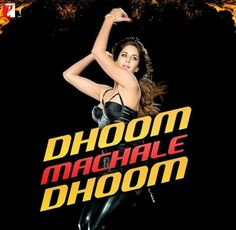Katrina kaif in dhoom 3 title track