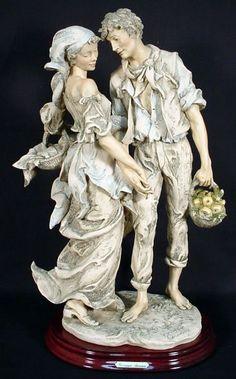 """Encountering"" Armani Figurine"