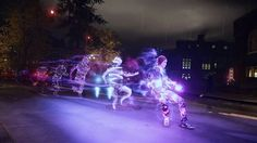 Infamous Second Son Light Speed!! the light speed is SO AMAZING!!