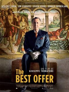 Watch The Best Offer Full Movie Streaming HD