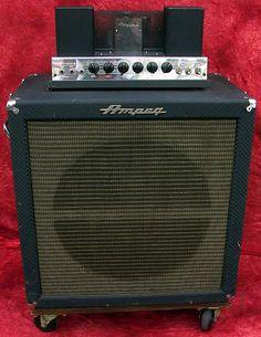 "Ampeg 1961 Portaflex B 18 N 45 Watts 18"" Jensen"