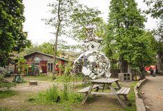 Freistadt Christiania in Kopenhagen – Keine Macht für niemand