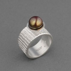 Wrights Indian Art, Cuttlefish Cast Ring