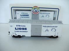 Train HO 2012 Penn State H O Boxcar O Briens LIONS LTD