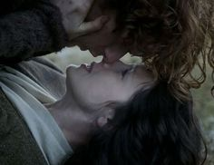 Out of desperation, fear, grief, wanting...one last coupling. #outlander #clairefraser #jamiefraser