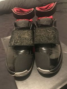 5fa22ba23678b4 Air Jordan 20 Stealth 2015 Sz 11 great condition official retro 20  fashion   clothing  shoes  accessories  mensshoes  athleticshoes (ebay link)