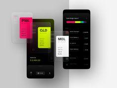 UBS Banking app | Balance & activity by Alexander Plyuto 🎲 on Dribbble Budget App, Application Design, Design System, Mobile App Design, Ubs, Budgeting, Web Design, Graphic Design, Activities