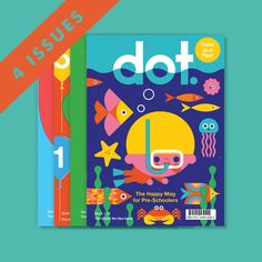 DOT 8 issues subscriptions available to buy from here http://www.anorakmagazine.com/shop/