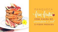 Panqueca Fru-fruta – Sem Lactose, Sem Ovos, Vegana… E Com Vídeo!