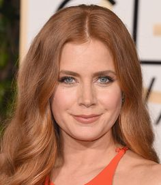 Make natural Amy Adams Golden Globes 2016