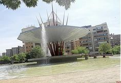 Parque de Sedetania, Zaragoza España