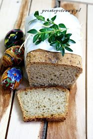Proste Potrawy: Chleb orkiszowy -pyszny Food Dishes, Bread Recipes, Banana Bread, Desserts, Recipes, Tailgate Desserts, Deserts, Postres, Dessert