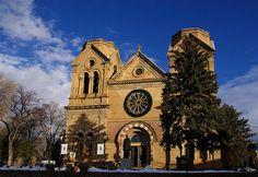#SantaFe St. Francis Cathedral, Santa Fe