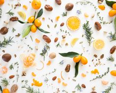 Winter Citrus / Julie's Kitchen