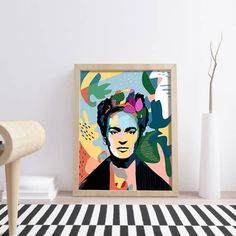 In Love with this colourful Frida Kahlo Art Print. Add some pop & personality to your home. 🎉  TAP post to shop🎈 . . . #knushomedecor #decor #sale #office #home #homedecor #southafrica #locallymade #capetown #furniture #decor #furnituredesign #scandinavian #lockdown #furnituredecor #handmade #locallymade #local #designer #scattercushions #interiordesign #fridakahlo #Fridakahloart Furniture Decor, Furniture Design, Scatter Cushions, Scandinavian, Personality, Art Prints, Pop, Lifestyle, Interior Design