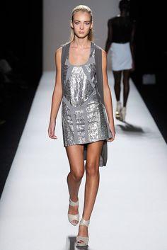 Nicole Miller Spring 2010 Ready-to-Wear Fashion Show - Lea Groesland