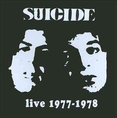 Suicide - Live 1977-1978
