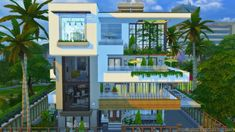 Ultra Modern Home at Homeless Sims • Sims 4 Updates