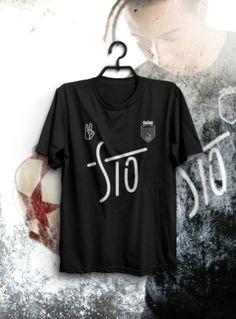 T-shirt E Maglie Efficient Maglietta T-shirt Fumetto Mates St3pny Anima Vegas Surreal Power In Cotone 100% Attractive Fashion