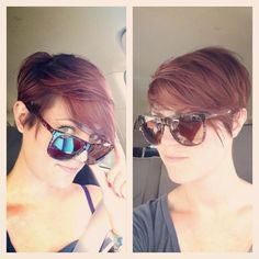 super+short+sassy+spicked+pixie+hairstyles | your pixie in a super short way. Never be afraid of going too short ...