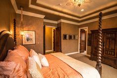 #Master #Bedroom #Design by KLM Builders