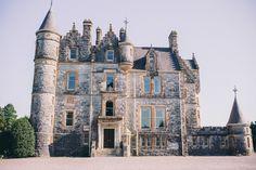 The gorgeous Blarney House, Ireland