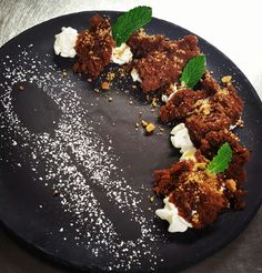 Sponge cake choco