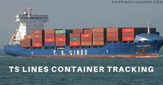 Track your container by Container no, Bill of landing number to get current status of TS Line Shipment at Track Trace TS Line Cargo Shipment tracking service