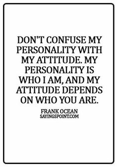 65 Personality Quotes and Sayings Sayings Point Henny Youngman, Best Quotes, Life Quotes, Personality Quotes, Brian Tracy, Have Faith In Yourself, Frank Ocean, Hate People, Declaration Of Independence